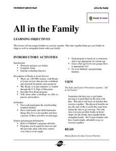 All in the Family Lesson Plan