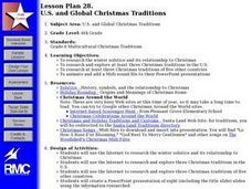 U.S. and Global Christmas Traditions Lesson Plan