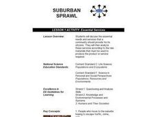 Essential Services Lesson Plan