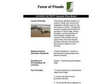 Dynamic River Model Lesson Plan