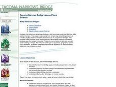 Many Kinds of Bridges Lesson Plan
