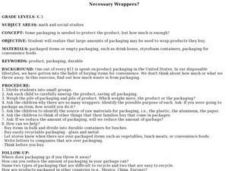 NECESSARY WRAPPERS? Lesson Plan