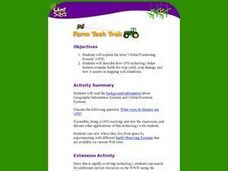 Farm Tech Trek Lesson Plan