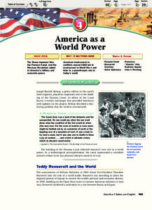 america as a world power worksheet for 8th grade lesson planet. Black Bedroom Furniture Sets. Home Design Ideas