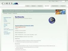 Earthworks Lesson Plan