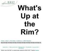 What's Up at the Rim? Lesson Plan