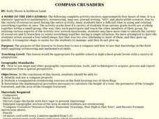 Compass Crusaders Lesson Plan
