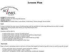 Methods of Collecting Information Lesson Plan