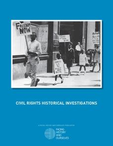 Civil Rights Historical Investigations Unit
