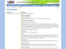Psychology: Smart Shopping Lesson Plan
