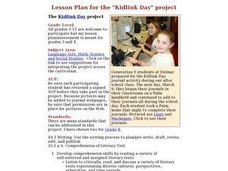 The Kidlink Day Project Lesson Plan