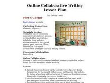 Online Collaborative Writing Lesson Plan Lesson Plan