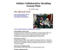 The Iditarod Trail Lesson Plan