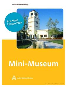 Mini Museum Lesson Plan