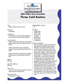 Three Cold Realms Lesson Plan