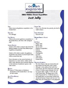 Just Jelly Lesson Plan