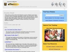 Country: Brazil Lesson Plan