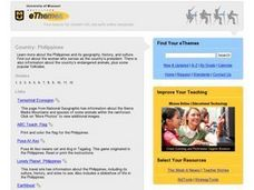 Country: Philippines Lesson Plan