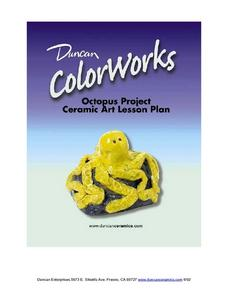 Octopus Project: Ceramics Lesson Plan