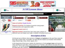 People Puzzles Lesson Plan