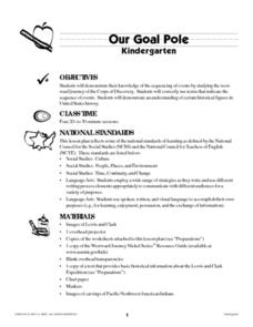 Our Goal Pole Lesson Plan