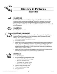 History in Pictures Lesson Plan