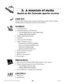 A Mountain of Myths Lesson Plan