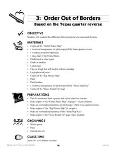 Order Out of Borders Lesson Plan