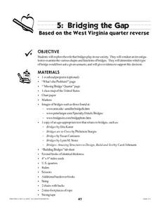 Bridging the Gap Lesson Plan