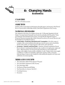 Changing Hands Lesson Plan