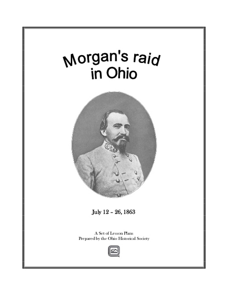 Morgan's Raid in Ohio Lesson Plan