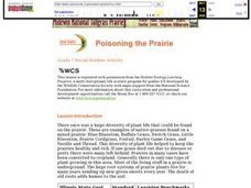 Poisoning the Prairie Lesson Plan