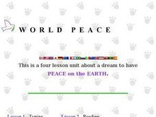 World Peace Lesson Plan