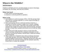 Where's the Wildlife? Lesson Plan