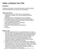 how to make a fact file on word
