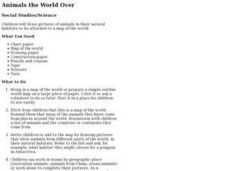 Animals the World Over Lesson Plan