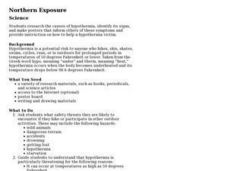 Northern Exposure Lesson Plan
