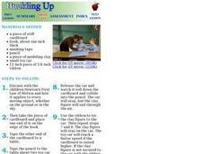 Buckling Up Lesson Plan