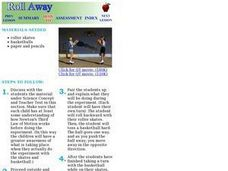 Roll Away Lesson Plan