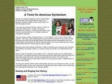 A Twist On American Symbolism Lesson Plan
