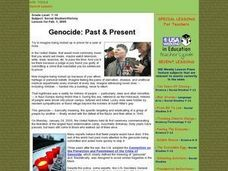 Genocide: Past & Present Lesson Plan