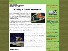 Solving Saturn's Mysteries Lesson Plan
