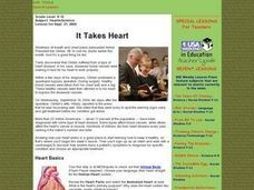 It Takes Heart Lesson Plan