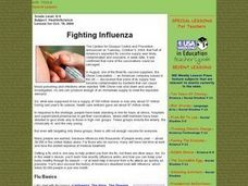 Fighting Influenza Lesson Plan
