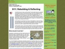9/11: Rebuilding & Reflecting Lesson Plan