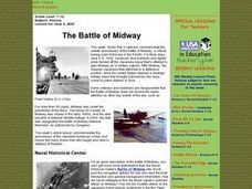 The Battle of Midway Lesson Plan