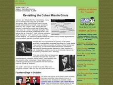 Revisiting the Cuban Missile Crisis Lesson Plan