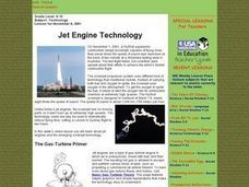 Jet Engine Technology Lesson Plan