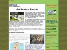 Get Ready to Rumble Lesson Plan