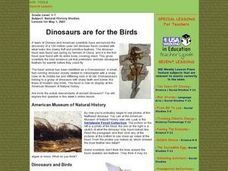Dinosaurs are for the Birds Lesson Plan